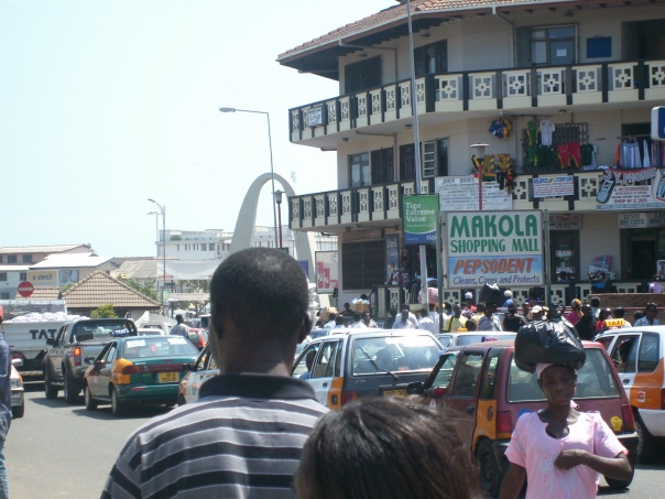 Makola Shopping Mall