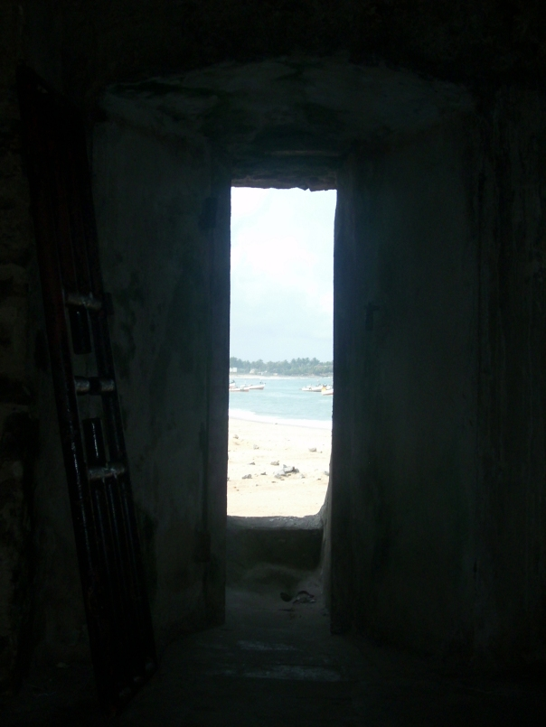 Elmina Castle's Door of No Return - Aug. 23